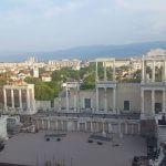 Античный театр Пловдив