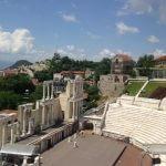 Античный театр Пловдив 2