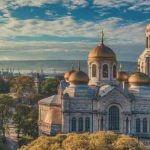 Храм Св Успение Богородично Варна 2
