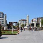 Морской парк Варна