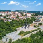 Памятник Асеневци Тырново 2