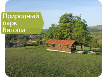 природный парк Витоша